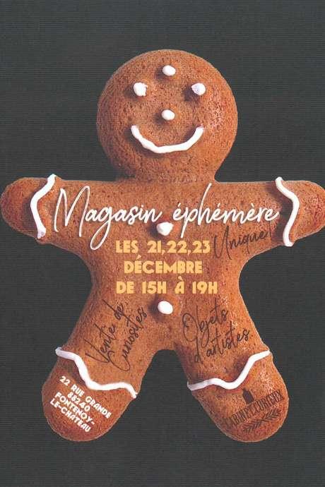 MAGASIN EPHEMERE CABINET CURIEUX