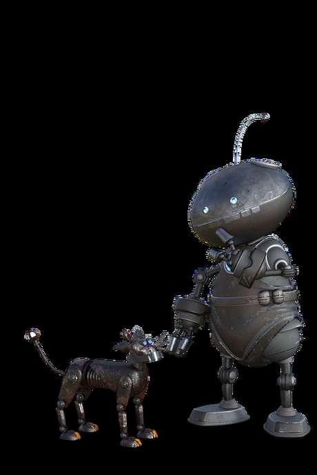FABRIQUE-MOI UN ROBOT