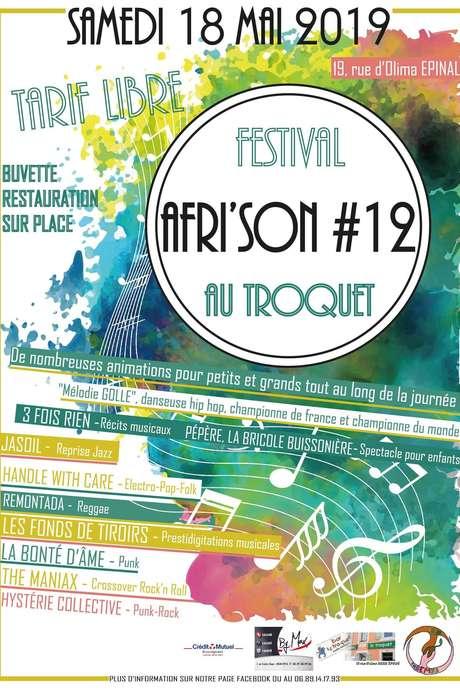 FESTIVAL AFRI'SON #12