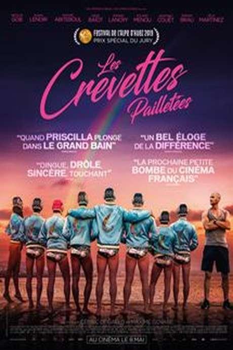 CINEMA - LES CREVETTES PAILLETÉES