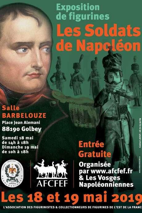 LES SOLDATS DE NAPOLÉON (EXPOSITION DE FIGURINES)