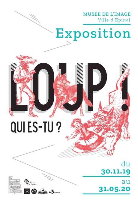 EXPOSITION : LOUP ! QUI ES-TU ?