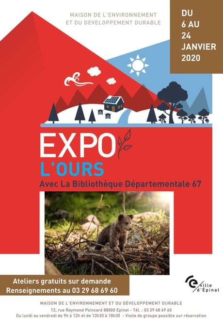 EXPOSITION L'OURS