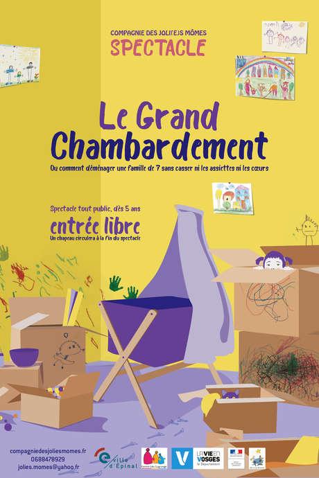 THEATRE LE GRAND CHAMBARDEMENT
