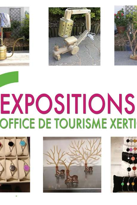 EXPOSITION : PRODUITS ÉCOLOGIQUES & CLICHÉS DE NOS FORÊTS