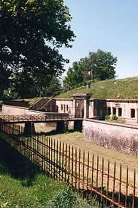 VISITE GUIDEE DU FORT D'UXEGNEY