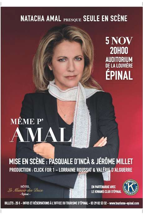 SPECTACLE MEME P'AMAL