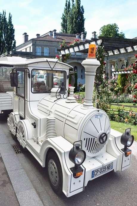 JOURNEES EUROPENNES DU PATRIMOINE - PETIT TRAIN TOURISTIQUE