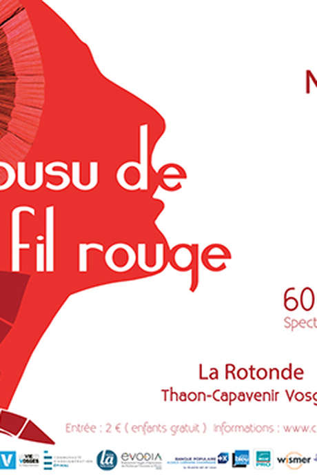 """COUSU DE FIL ROUGE"" SALON DE LA CREATION TEXTILE ET MODE"