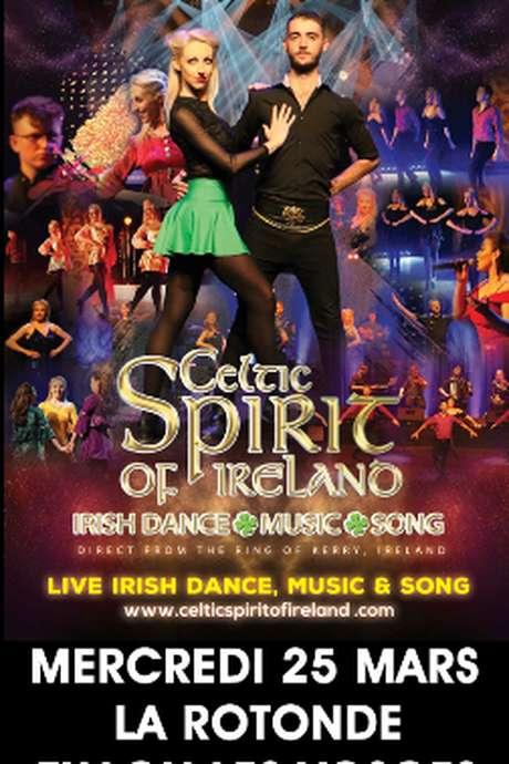 CELTIC SPIRIT OF IRELAND - REPORTÉ