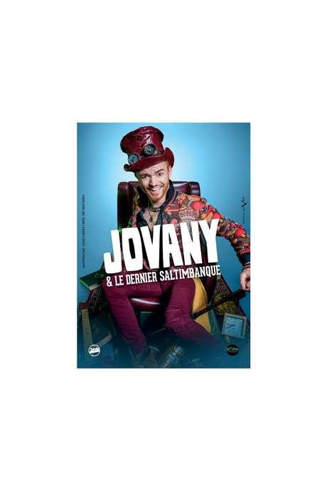 SPECTACLE DE JOVANY