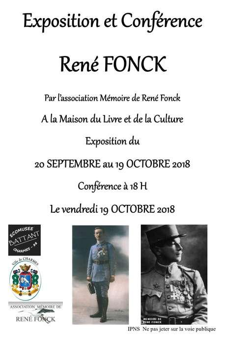 EXPOSITION RENE FONCK