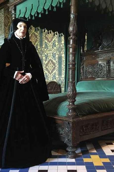 """Visite guidée inédite """"Les secrets de la dame en noir"""" au château Royal de Blois"""
