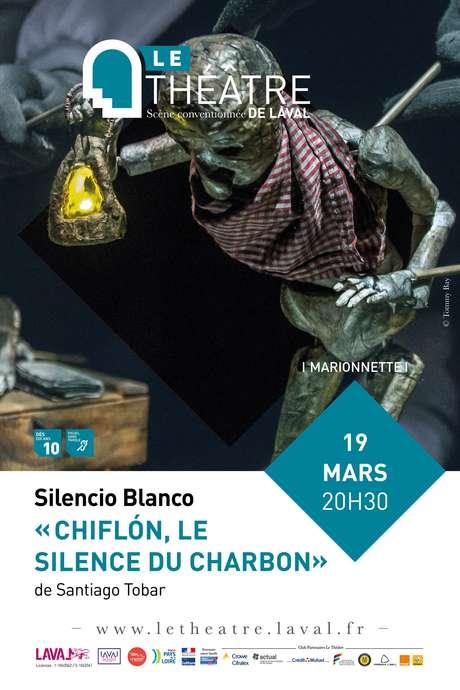SILENCIO BLANCO (CHILI) // CHIFLÓN, LE SILENCE DU CHARBON