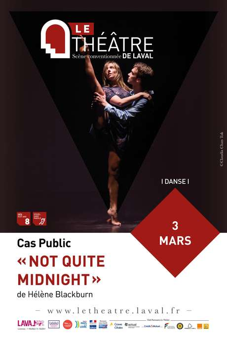 CAS PUBLIC (QUÉBEC) // NOT QUITE MIDNIGHT