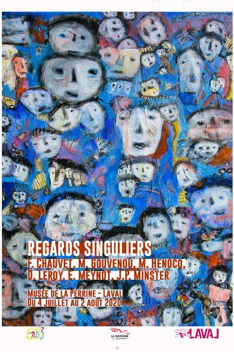 EXPOSITION : REGARDS SINGULIERS