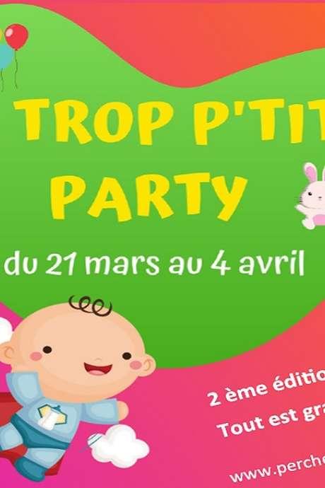 """Exposition """"Les écrans ... et Nous !"""" - La Trop P'tits Party - 2ème édition"""