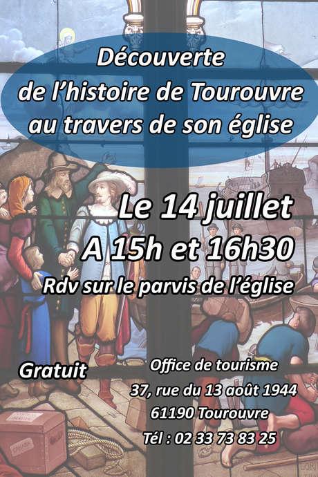 Visites Commentées de l'église Saint-Aubin