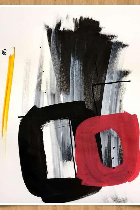 Exposition papiers et céramiques - Eric Schenker