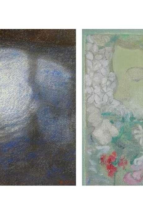 Exposition des artistes Akitoshi YAMADA & MICHIKO