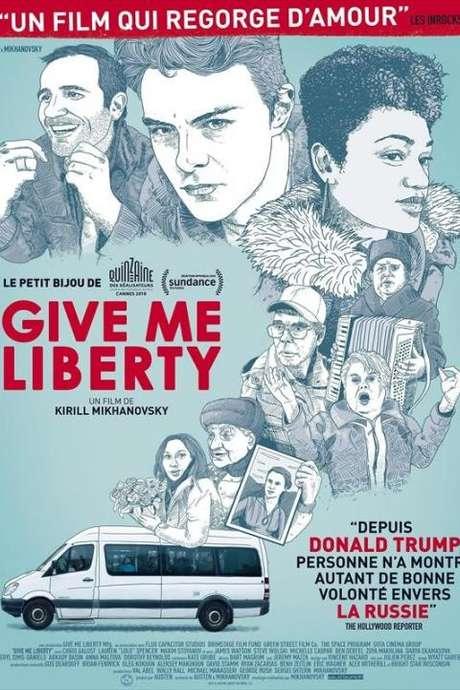 Give me liberty V.O