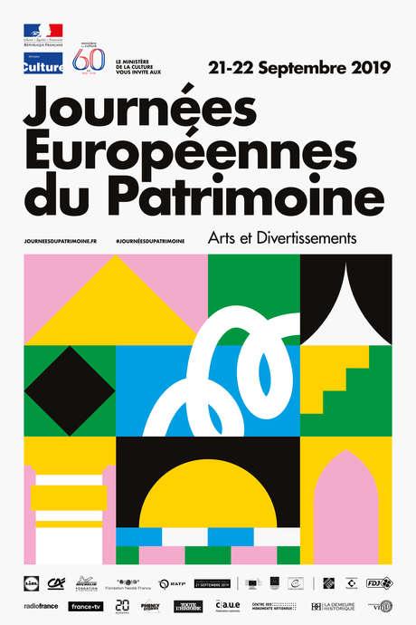 Journées Européennes du Patrimoine - Visite libre de l'église