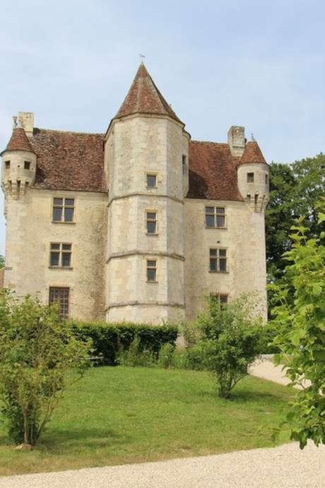 Journées du Patrimoine : visite guidée des extérieurs et des combles du Manoir de Courboyer