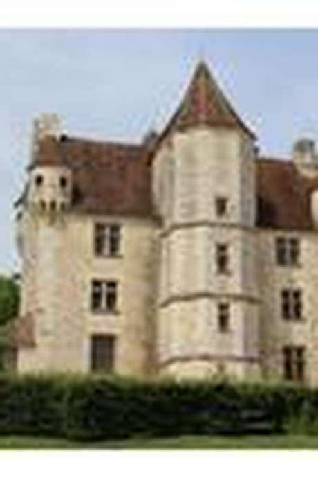 Visite guidée du Manoir par Amélie Heme de Lacotte, guide conférencière.