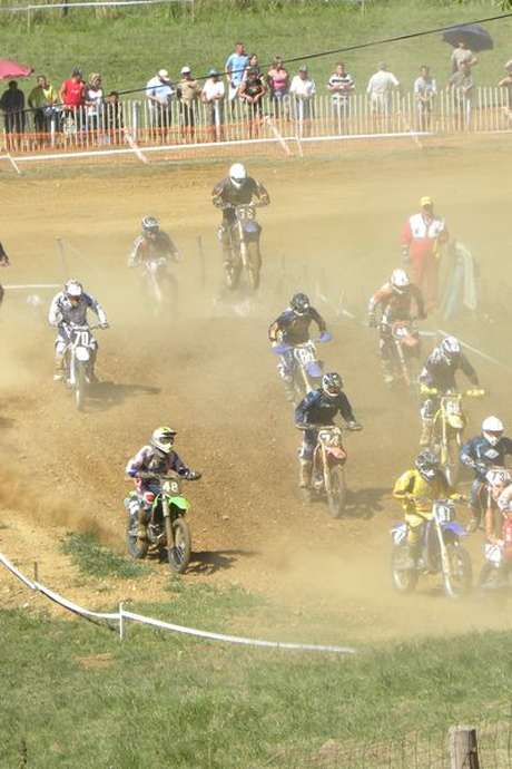 Moto cross RDV Internationnal