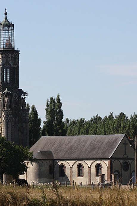 Visite commentée de l'église Notre Dame de la Salette
