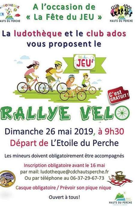 Rallye vélo