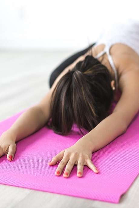 Atelier Yin yoga d'été par Cathy Charly