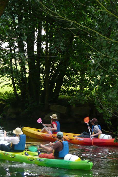 REPORTÉE - Randonnée Canoë-Kayak