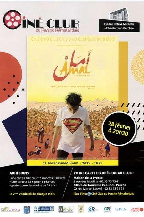 """""""Amal"""" - Séance du Ciné-Club du Perche Rémalardais"""