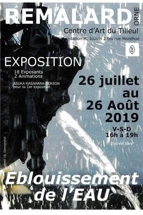 Eblouissement de l'EAU - Expo