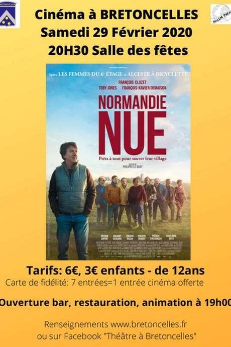 """Théâtre et cinéma à Bretoncelles - """"Normandie nue"""" Cinéma"""