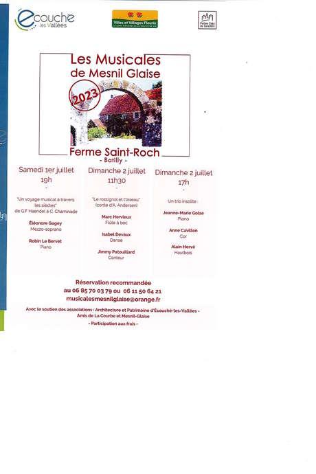 ANNULATION - Les Musicales de Mortagne - Vienne et la musique : une longue histoire d'amour