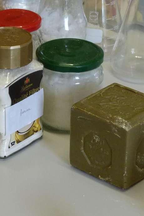 Atelier en famille : fabrication de savon