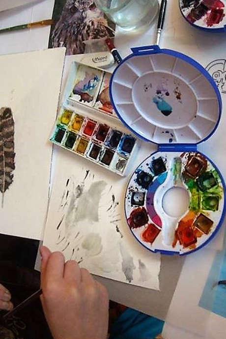 Stages de dessin animalier et aquarelle pour les enfants