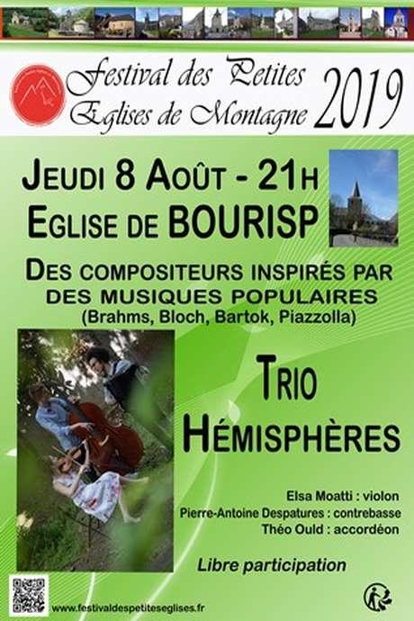 Festival Petites Eglises de Montagne - Bourisp