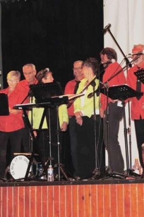 """Concert groupe vocal """"De Bric et de Broc"""""""