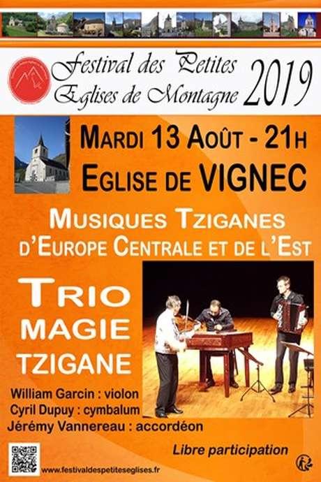 Festival des Petites Eglises de Montagne à Vignec