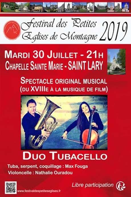 Festival des Petites Eglises de Montagne à Saint Lary Soulan