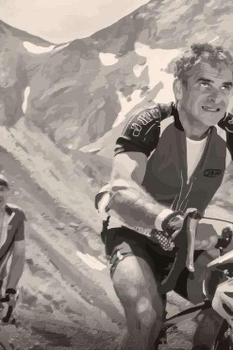 Cycl'ntrip au Col du Portet