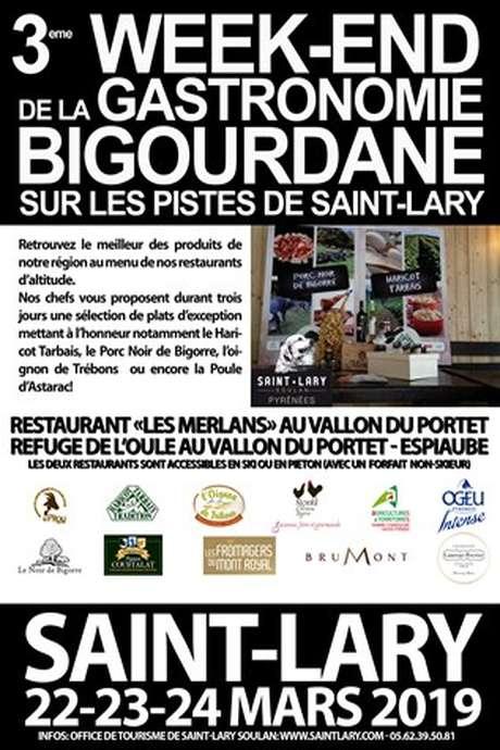 3ème week end de la Gastronomie Bigourdane