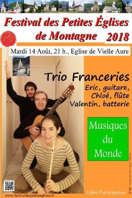 Festival Petites Eglises de Montagne - Vielle Aure