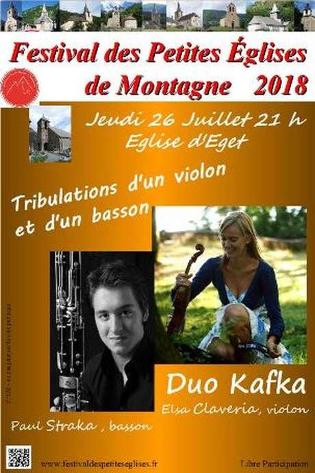 Festival Petites Eglises de Montagne - Eget