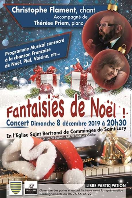 "Concert ""Fantaisies de Noël """