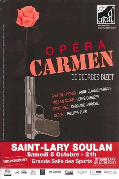 Carmen avec l'Arcal