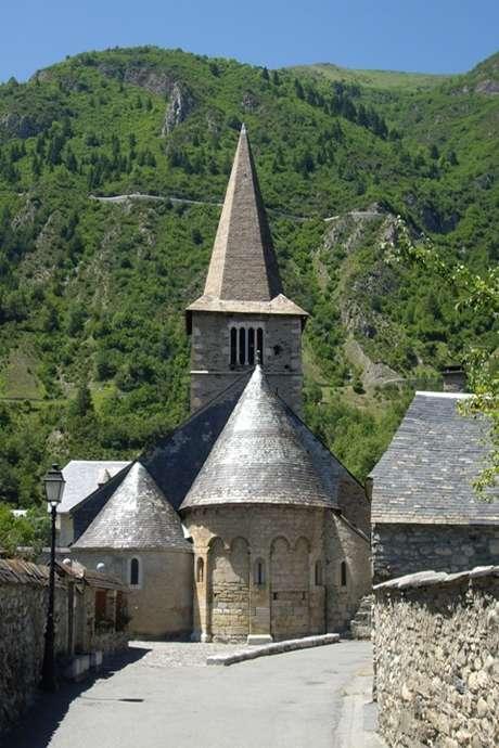 Visite guidée : Le village de Vielle-Aure